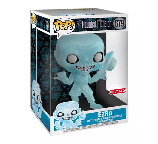 "The Haunted Mansion - 10"" Inch Ezra #579 (Target Exclusive) Funko Pop! Vinyl"