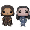 The Lord of the Rings - Aragorn & Arwen (SDCC 2017) Funko Pop! Vinyl