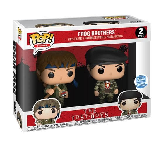 The Lost Boys - Frog Brothers 2-Pack Funko Pop! Vinyl (Funko Shop)