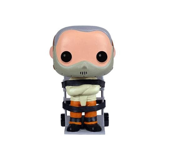 The Silence of the Lambs - Hannibal Lecter #25 Funko Pop! Vinyl