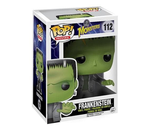 Universal Monsters - Frankenstein #112 Funko Pop! Vinyl (Vaulted)