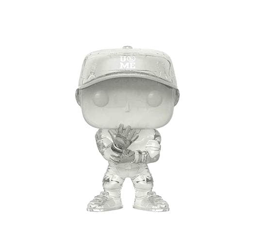 WWE - Invisible John Cena #59 (Amazon Exclusive) Funko Pop! Vinyl