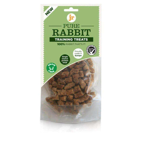 JR Pure Rabbit Training Treats 85g