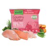 Country Hunter Dog Raw Frozen Complete Nuggets Turkey & Fish Puppy Nuggets 1kg