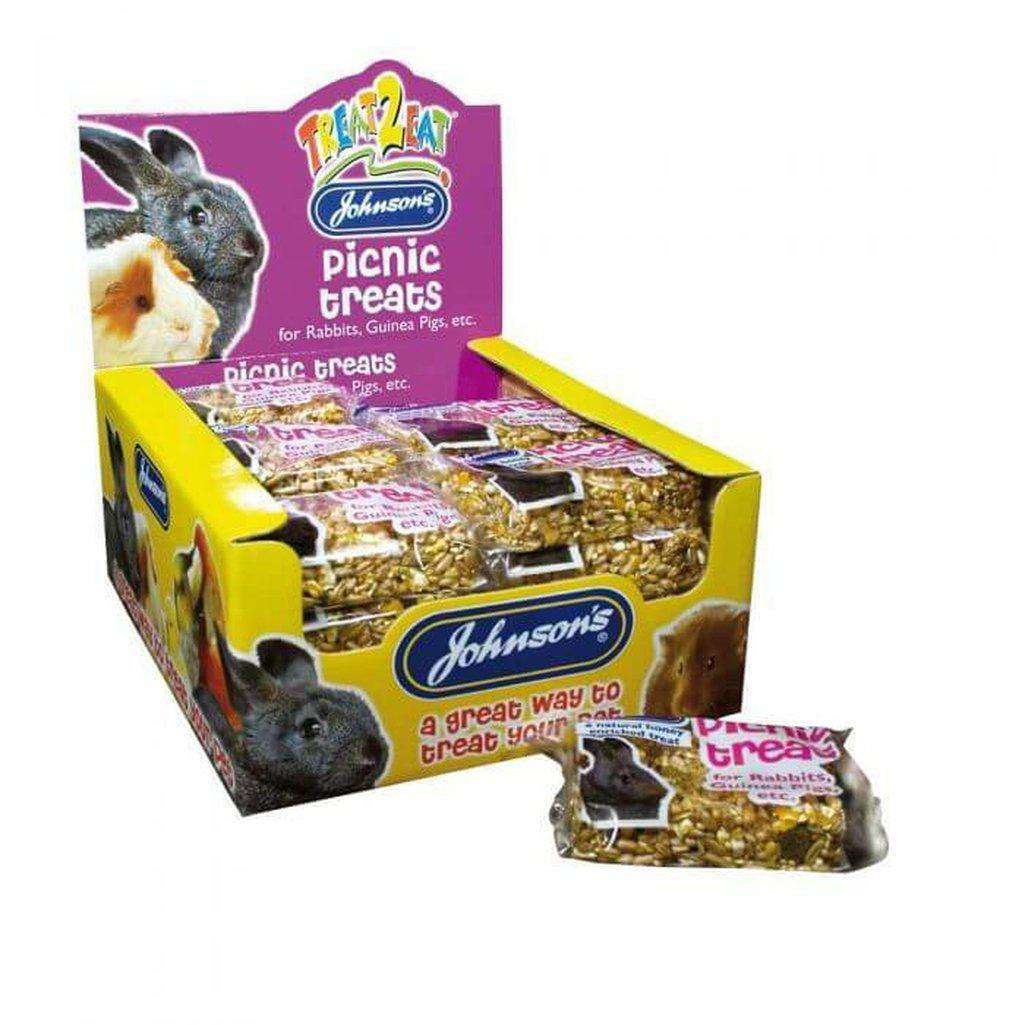 Johnsons Picnic Treat-Small Animal Treats-Johnsons-Dofos Pet Centre