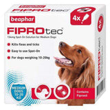 FIPROtec® Spot-On Como Solution for Dogs - All Sizes