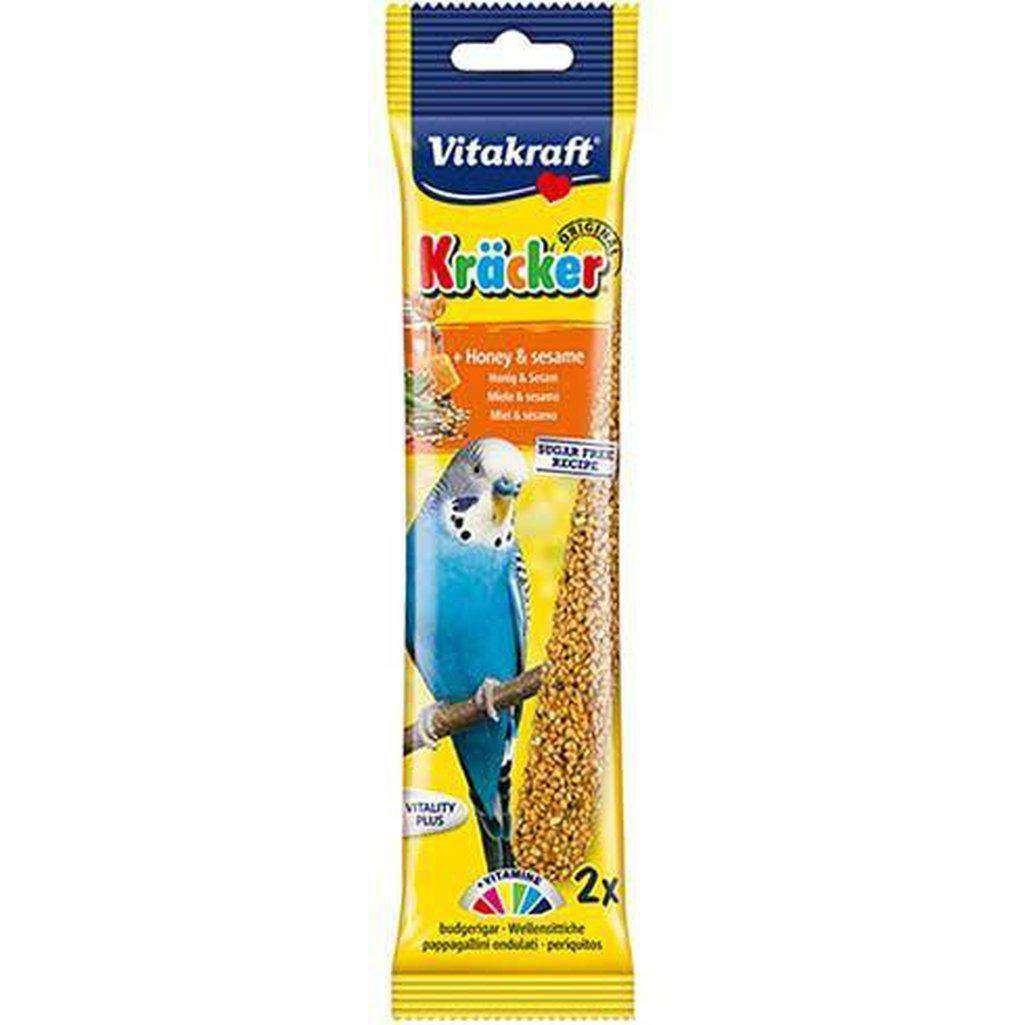Vitakraft Parakeet Honey Sticks 60g-Bird Treats-Vitakraft-Dofos Pet Centre