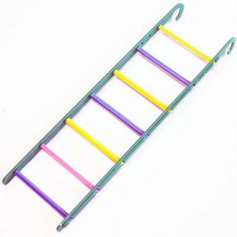 The Bird House 7 Step Ladder Bird Toy