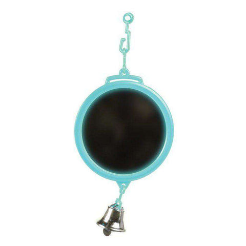 The Bird House Mini Round Bird Mirror