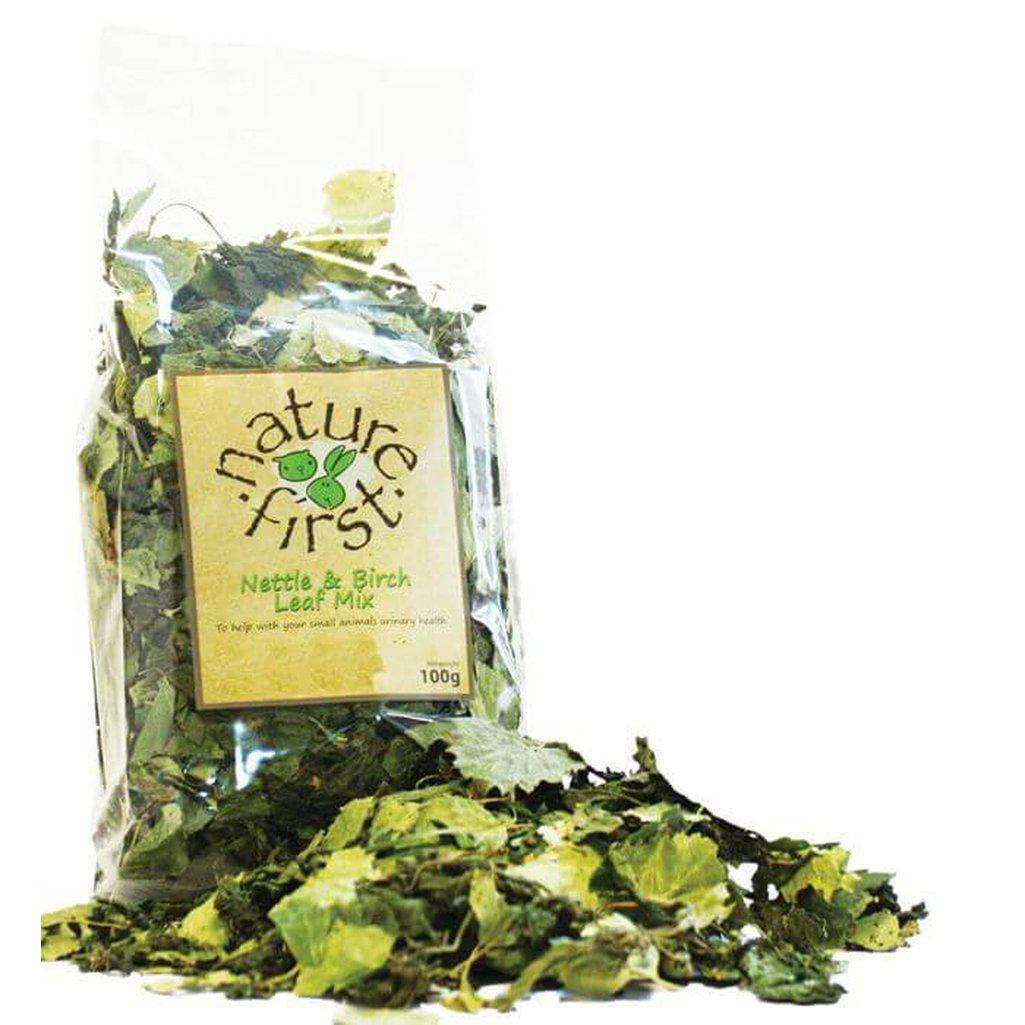 Nature First Nettle & Birch Leaf Mix 100g
