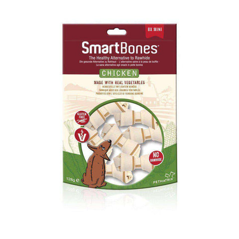 SmartBones Chicken Dog Treat