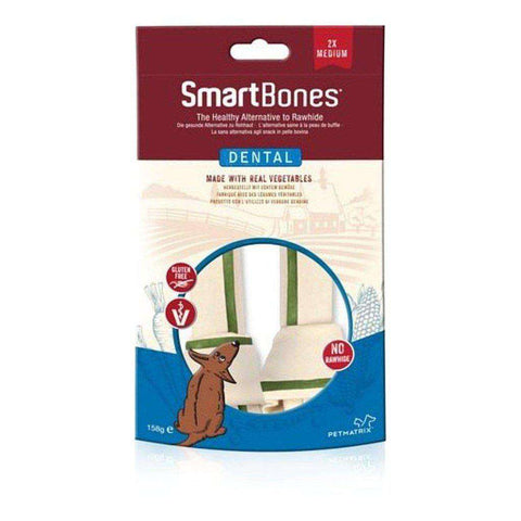 SmartBones Dental Dog Treat