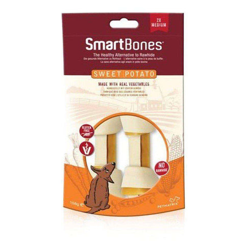SmartBones Sweet Potato Dog Treat