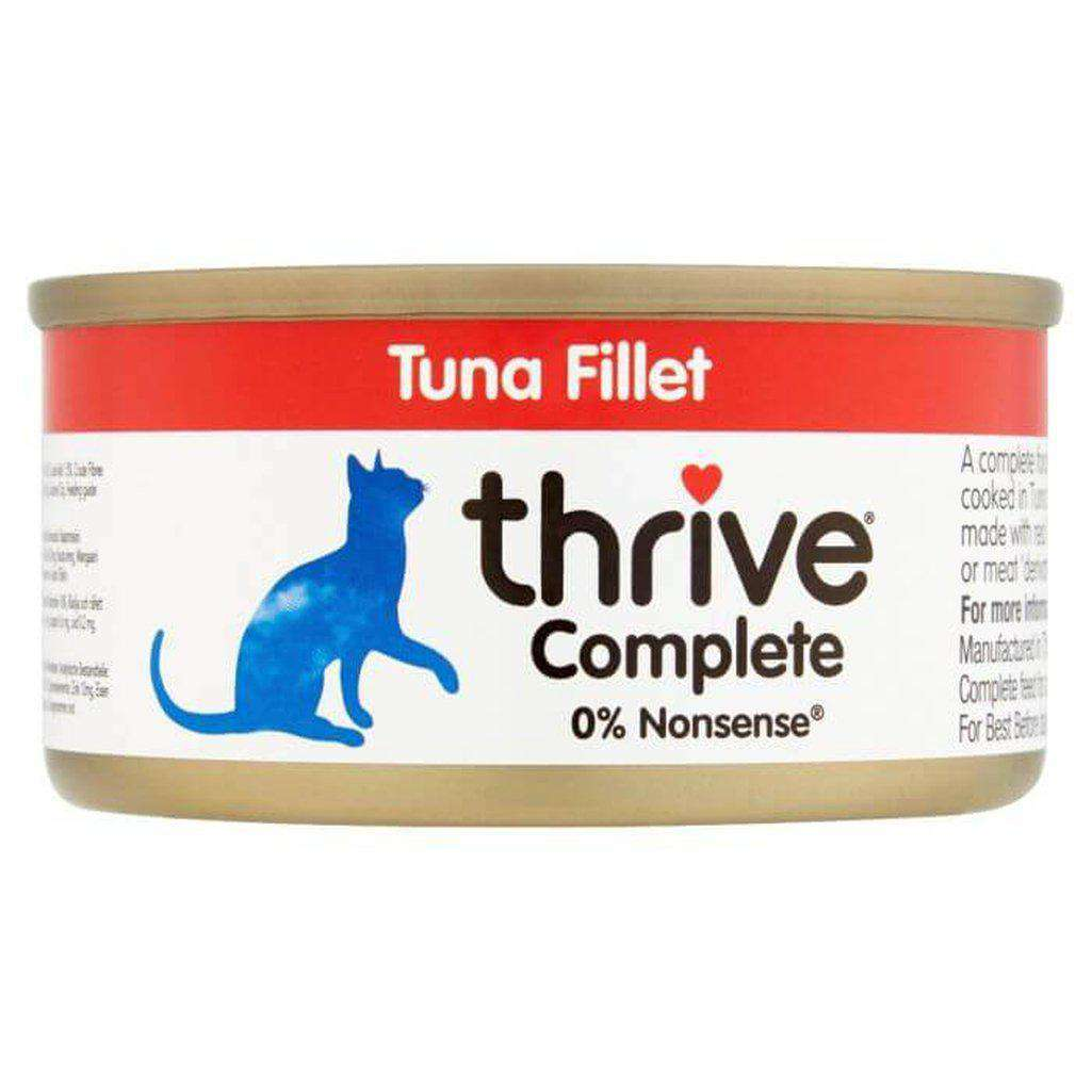 Thrive Complete Tuna Wet Cat Food 75g-Cat Wet Food-Thrive-Dofos Pet Centre