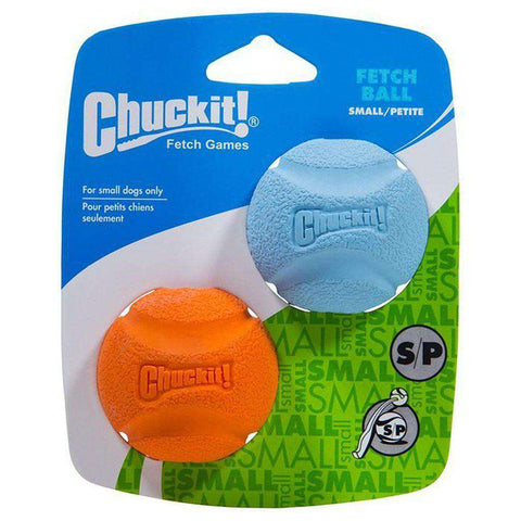 ChuckIt Fetch Ball 2 Pack