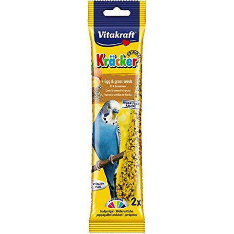 Vitakraft Parakeet Egg Sticks 60g