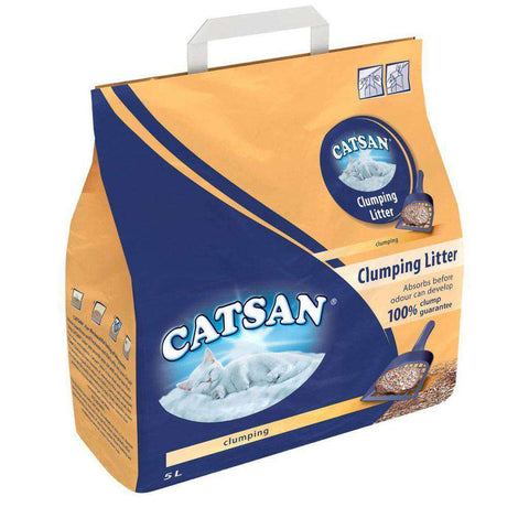 Catsan Ultra Clumping Cat Litter 5L