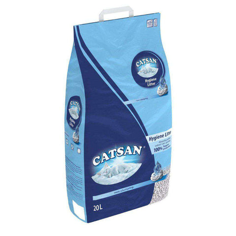 Catsan Hygiene Non-Clumping Cat Litter - Multiple sizes Available
