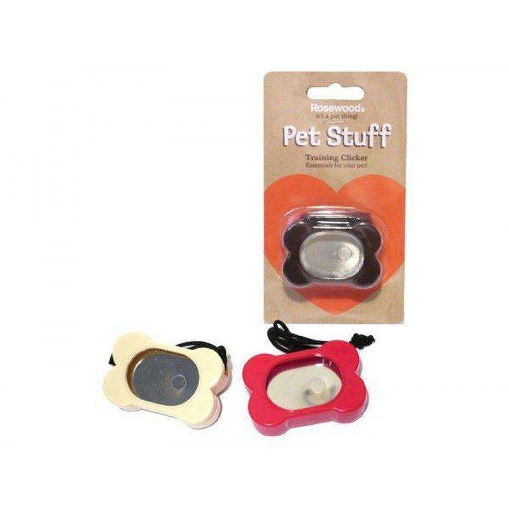 Rosewood Clicker Training Aid for Dog & Puppy Training