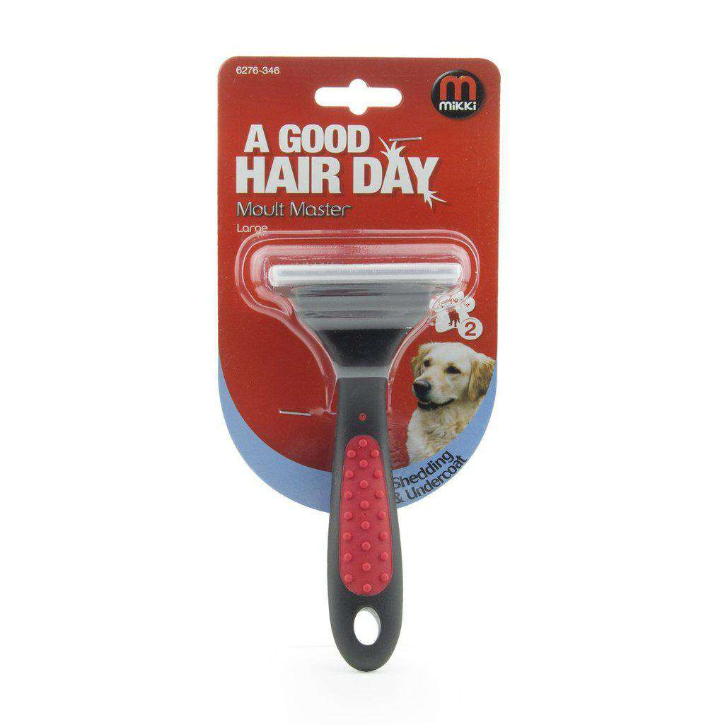 Mikki Moult Master Brush-Dog Grooming-Mikki-Medium-Dofos Pet Centre