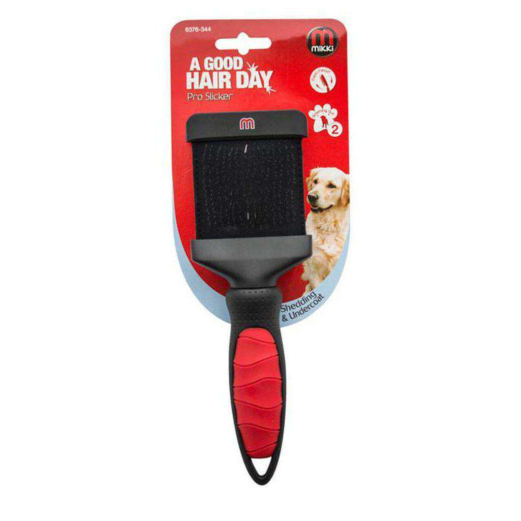Mikki Pro Slicker Brush-Dog Grooming-Mikki-Dofos Pet Centre