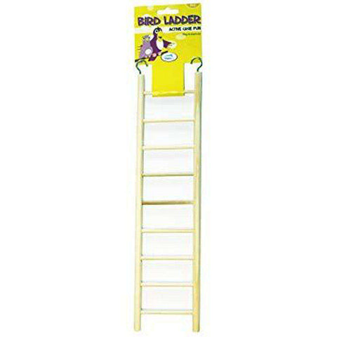Happy Pet Wooden Bird Ladder (Three Sizes)