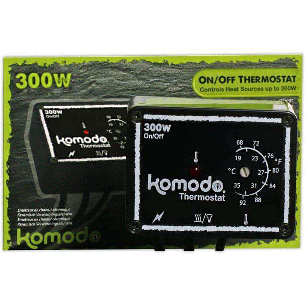 Komodo On/Off Thermostats-Reptile Lighting & Heating-Dofos Pet Centre-100-Dofos Pet Centre