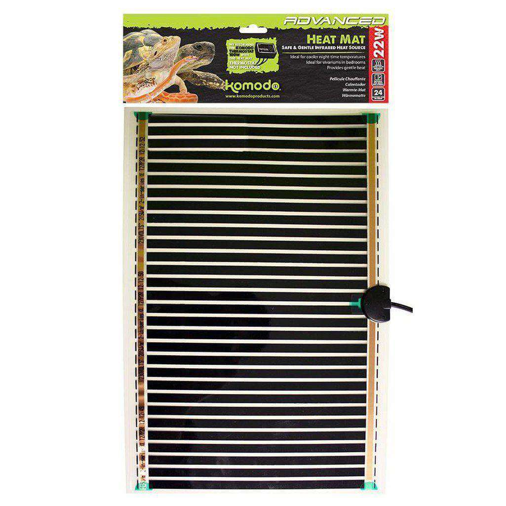 Komodo Advanced Heat Mats-Reptile Lighting & Heating-Komodo-22-Dofos Pet Centre