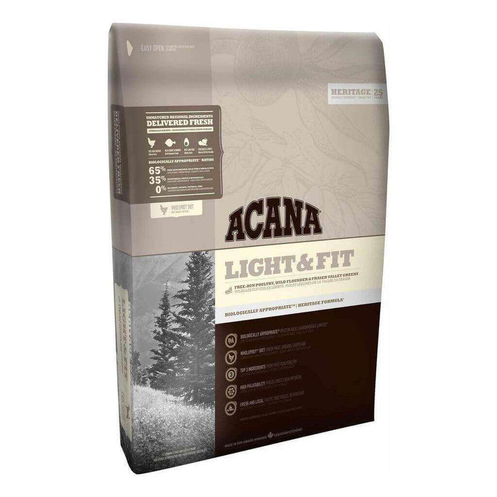 Acana Heritage Light and Fit Grain Free Dog Food-Dog Dry Food-Acana-2kg-Dofos Pet Centre