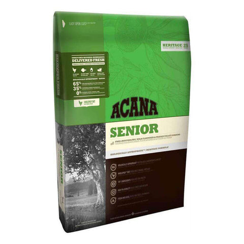 Acana Heritage Senior Grain Free Dog Food