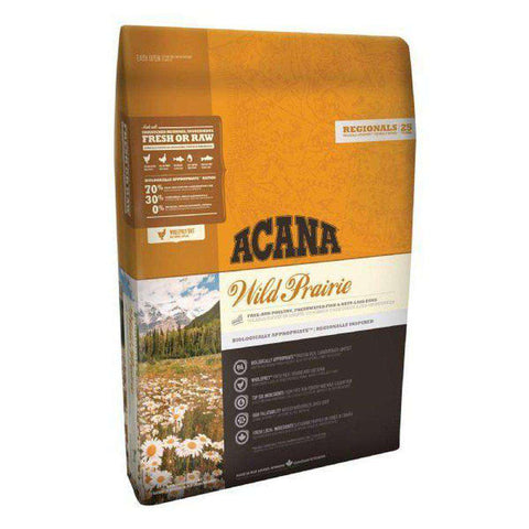 Acana Wild Prairie Grain Free Dog Food