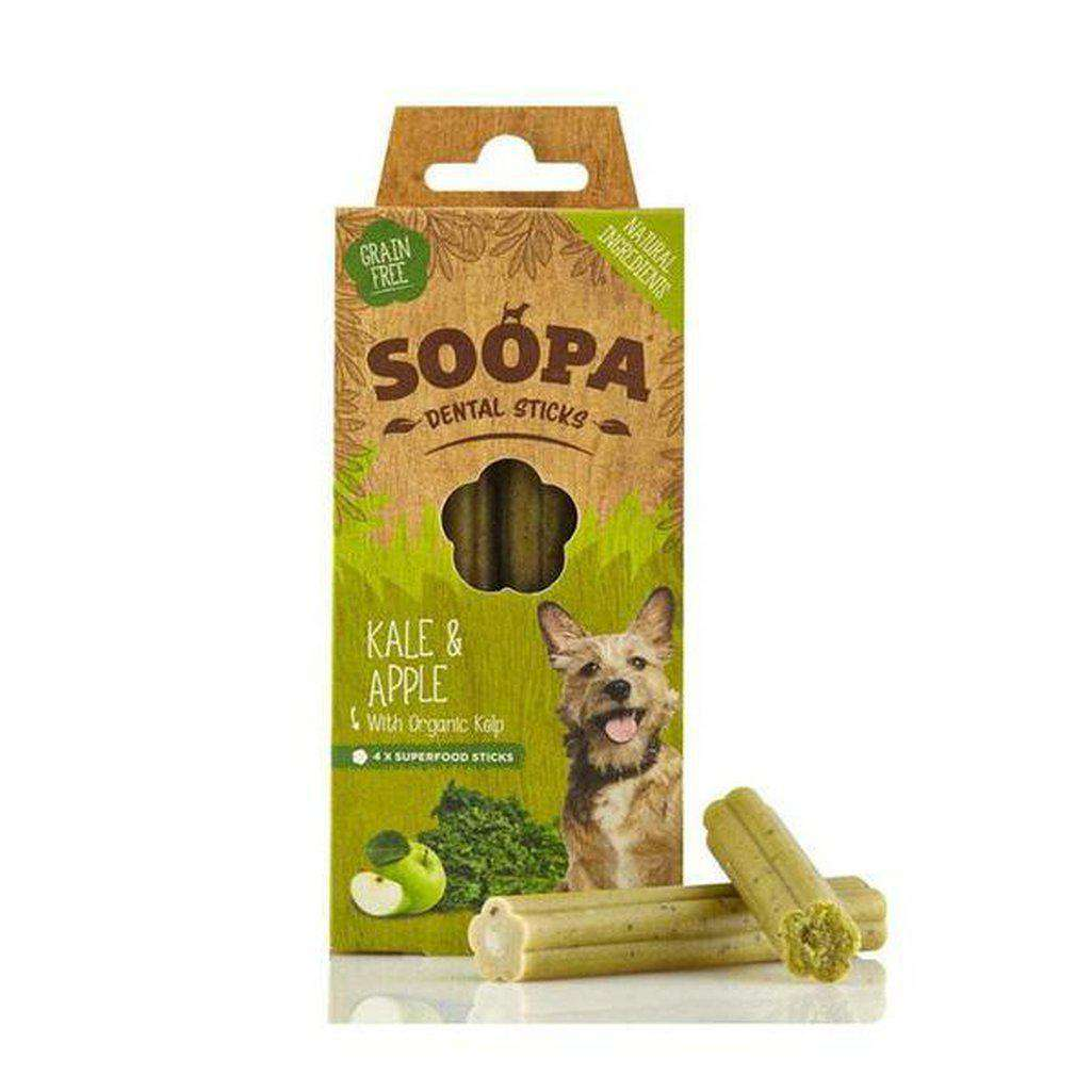 Soopa Dental Sticks Kale and Apple
