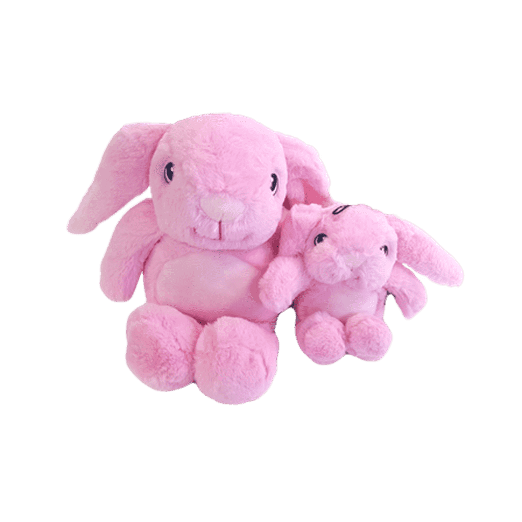 Gor Hugs Rabbit-Dog Toys-gor pet-Mommy Rabbit 38cm-Dofos Pet Centre