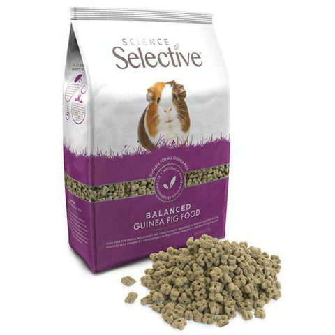 Supreme Science Selective Guinea Pig Food 1.5kg