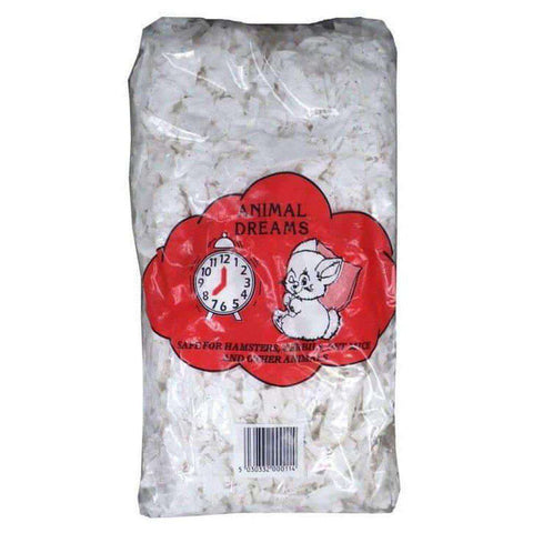 Animal Dreams Small Animal Paper Bedding 100g