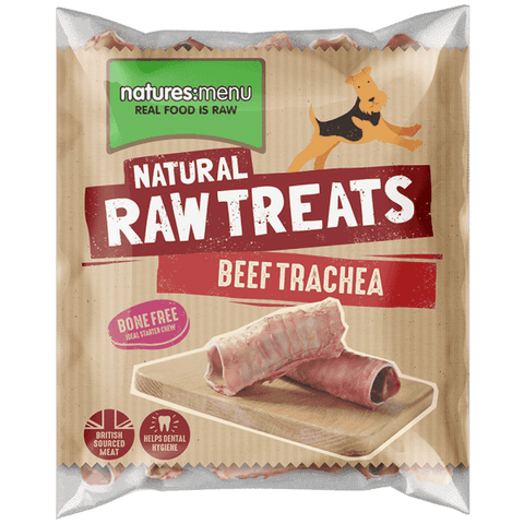 Beef Trachea Frozen Raw Treat