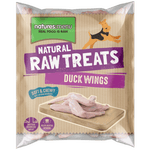 Duck Wings Frozen Raw Treat