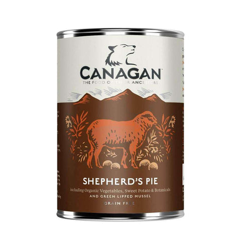 Canagan Shepards Pie Wet Dog Food 400g