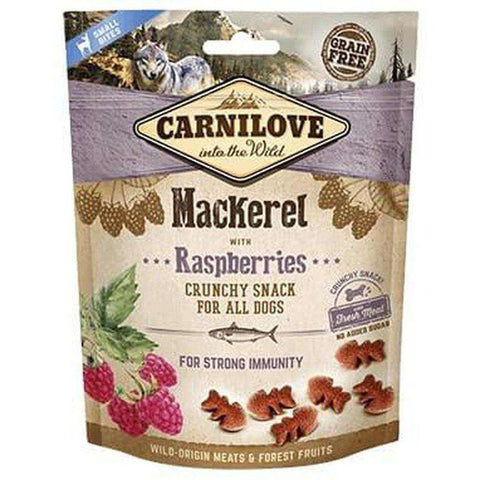Carnilove Mackerel With Raspberries  200g - 50% Meat
