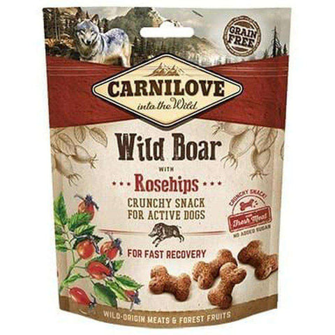 Carnilove Wild Boar With Rosehips 200g - 50% Meat