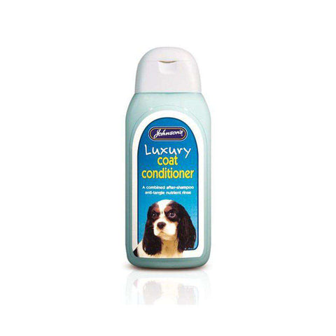Johnson's Luxury Coat Dog Conditioner 200ml