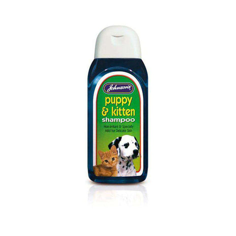 Johnson's Puppy & Kitten Shampoo 200ml
