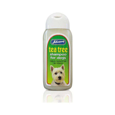 Johnson's Tea Tree Dog Shampoo