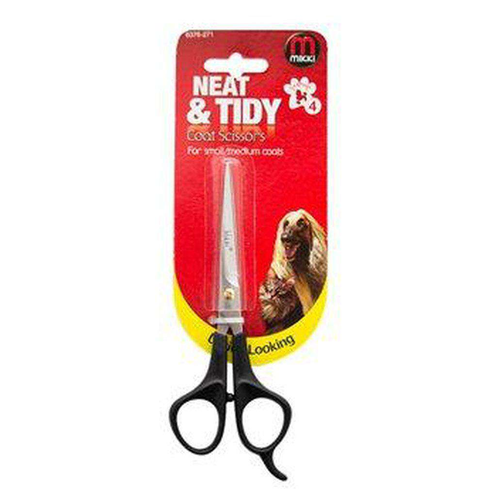 Mikki Coat Scissors-Dog Grooming-Mikki-Dofos Pet Centre