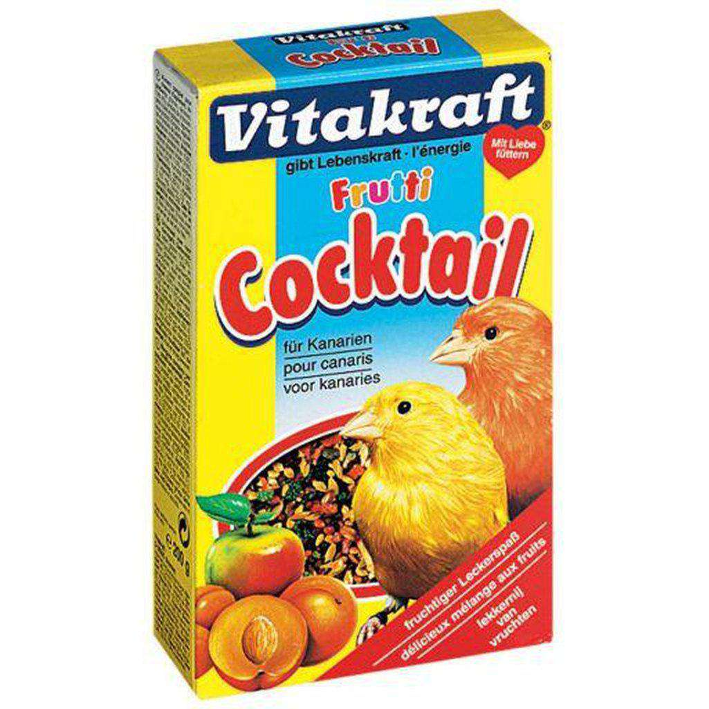 Vitakraft Fruit Cocktail for Canaries 200g-Bird Treats-Vitakraft-Dofos Pet Centre