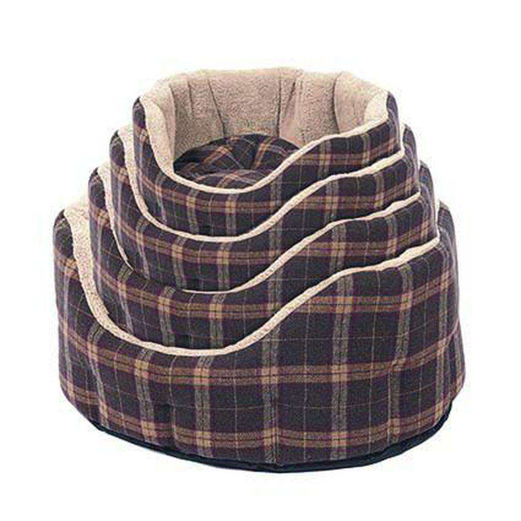"Cooper Supersoft Oval Bed-Dog Bed-Kudos-20""-Dofos Pet Centre"