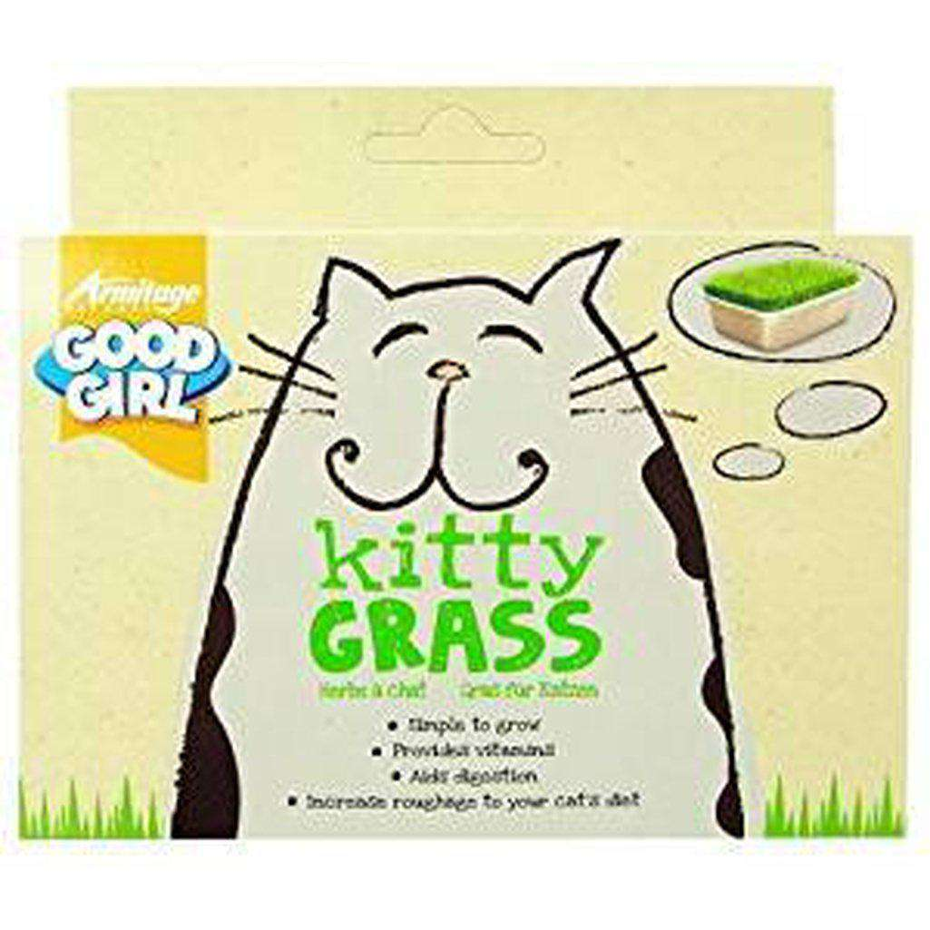 Good Girl Kitty Grass 150g-Cat Treats-Good Girl-Dofos Pet Centre