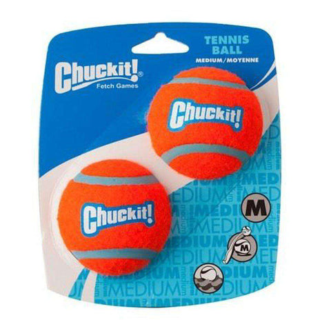 Chuckit Tennis Ball Dog Toy