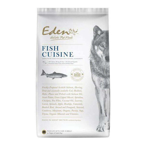 Eden 80/20 Fish Cuisine Grain Free Dog Food