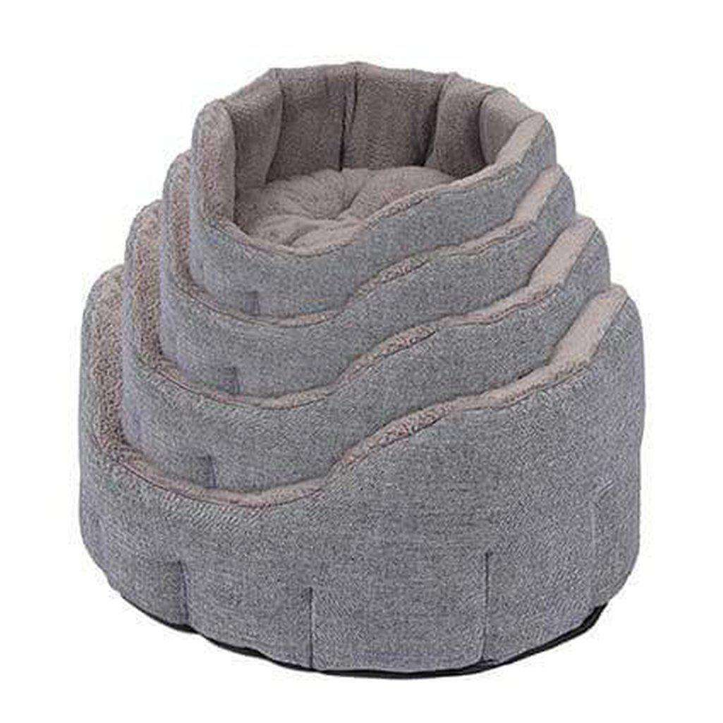 "Malone Supersoft Oval Bed-Dog Bed-Kudos-20""-Dofos Pet Centre"